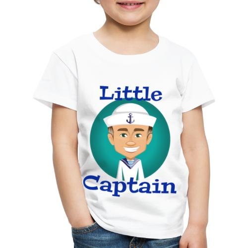 Little Captain - Kinder Premium T-Shirt