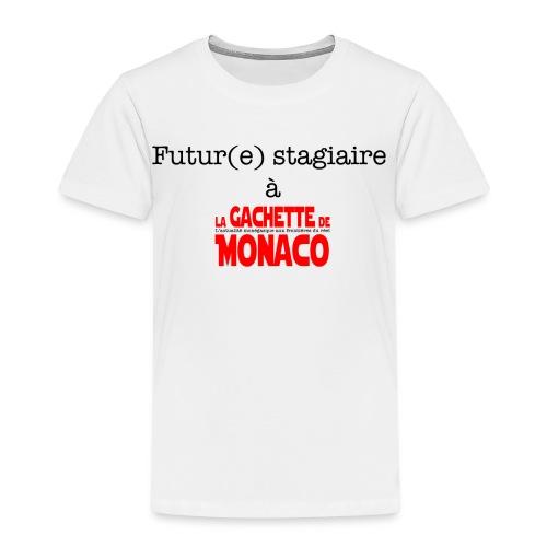 Futur(e) Stagiaire - T-shirt Premium Enfant