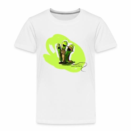 Die drei singenden Salatgurken - Kinder Premium T-Shirt