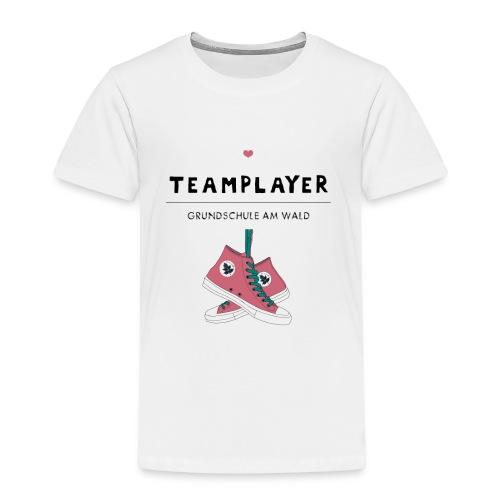 T Shirt Team Player - Kinder Premium T-Shirt