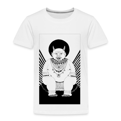 Dämon - Kinder Premium T-Shirt