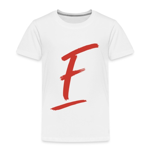 Radio Fugue F Rouge - T-shirt Premium Enfant