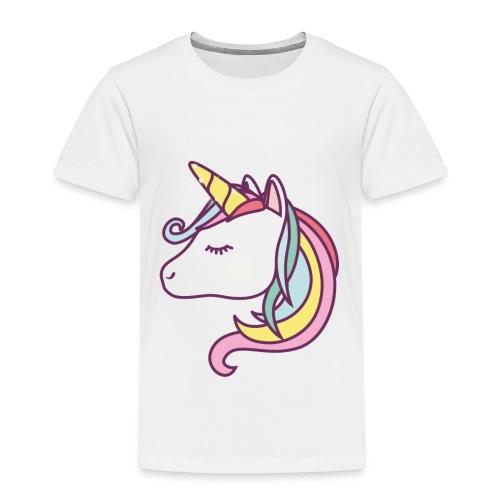 Einhornzauber - Kinder Premium T-Shirt
