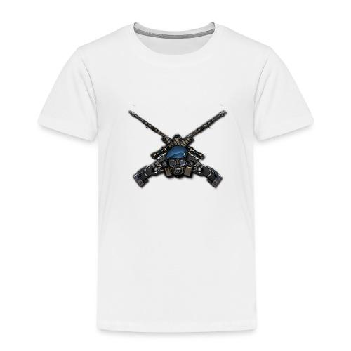 Bad Ass Gun - T-shirt Premium Enfant