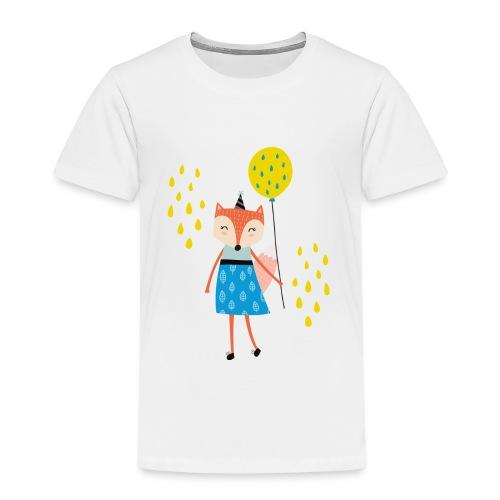 Fuchs - Ballon - Kinder Premium T-Shirt