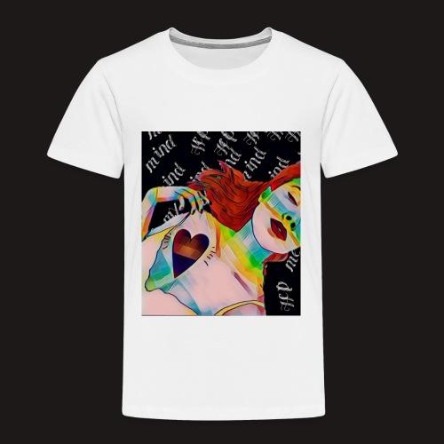Schlafende Schönheit - Kinder Premium T-Shirt