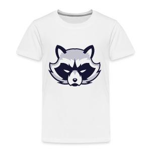 Waschbär - Kinder Premium T-Shirt