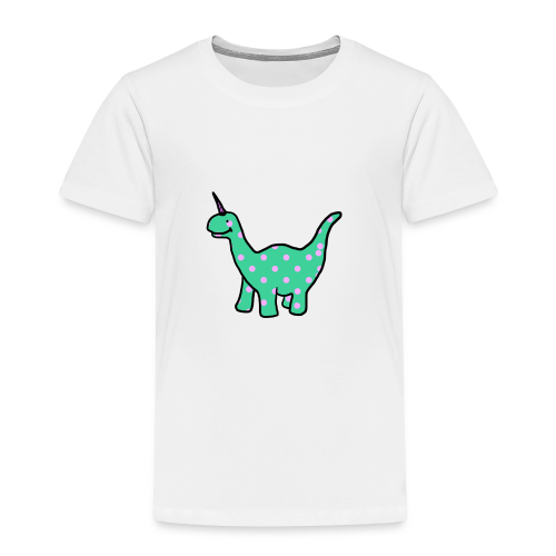 Sweet Uni-Dino - T-shirt Premium Enfant