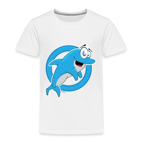 Dolphie - Kids' Premium T-Shirt
