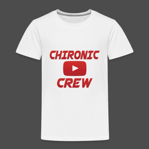 Chironic Crew Red - Kinderen Premium T-shirt