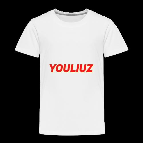 Youliuz merchandise - Kinderen Premium T-shirt