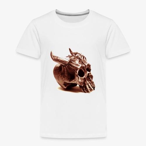 Imagen representativa de Sócrates y el Demonio - Camiseta premium niño
