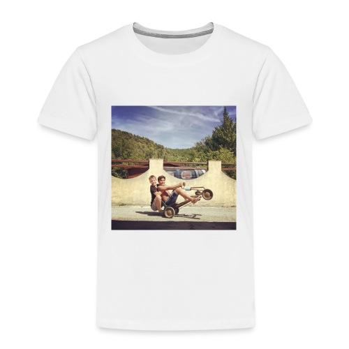 Hoodie - T-shirt Premium Enfant