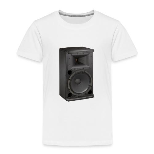 högtalare - Premium-T-shirt barn