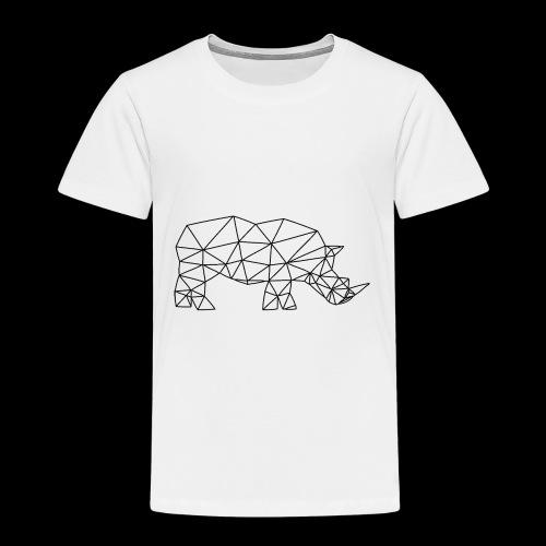 Rhinoceros - T-shirt Premium Enfant