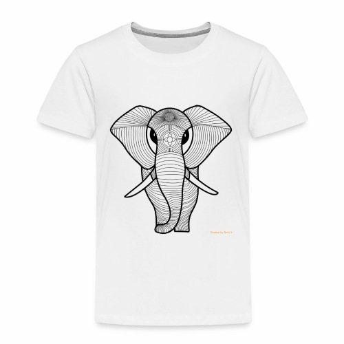 Elephant - Camiseta premium niño