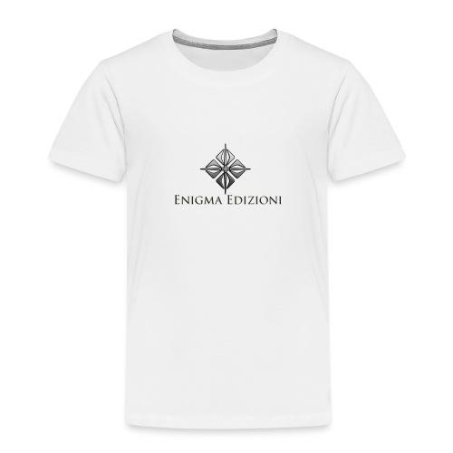 enigma - Maglietta Premium per bambini