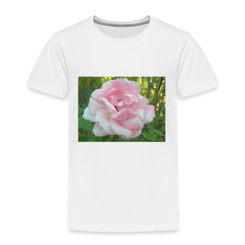 rose pale - T-shirt Premium Enfant