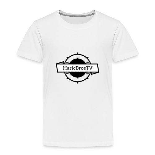 HaricBrosLogo - Kinder Premium T-Shirt