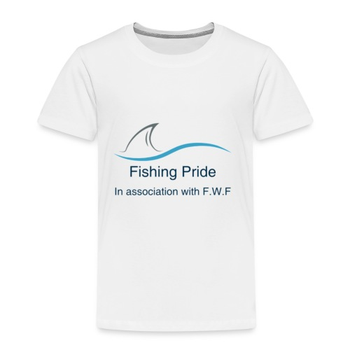 Official Fishing Pride Merchandise - Kids' Premium T-Shirt