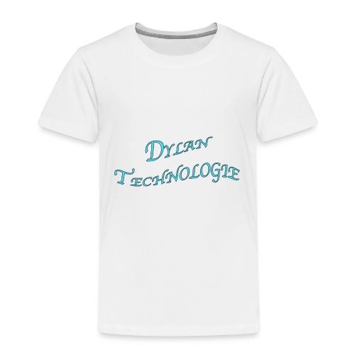 Dylan Technologie - T-shirt Premium Enfant