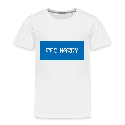 The box logo design - Kids' Premium T-Shirt