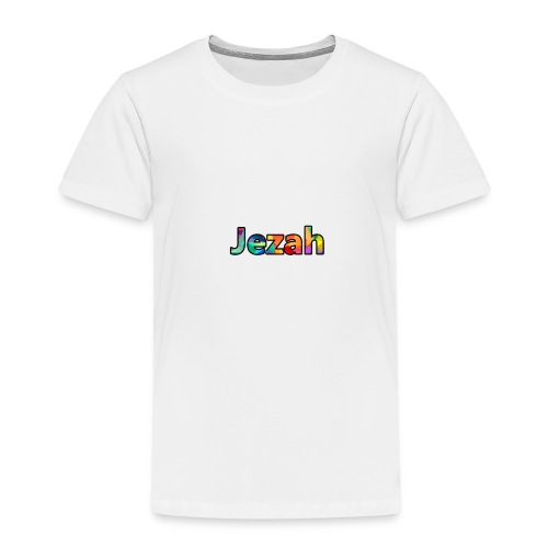 jezah merch text - Kids' Premium T-Shirt