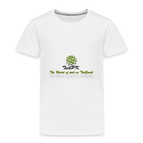 TechPK Branded T-Shirt - Kids' Premium T-Shirt