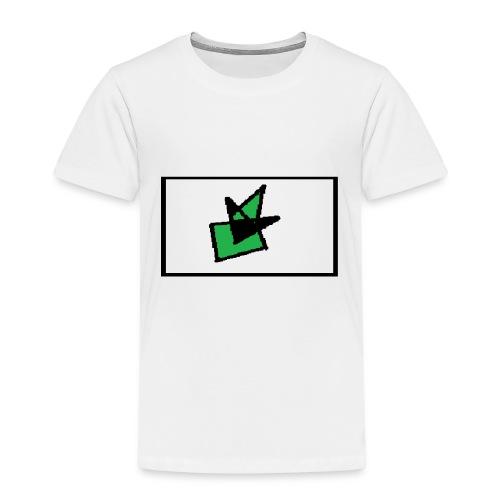 Grønn Terro - Premium T-skjorte for barn