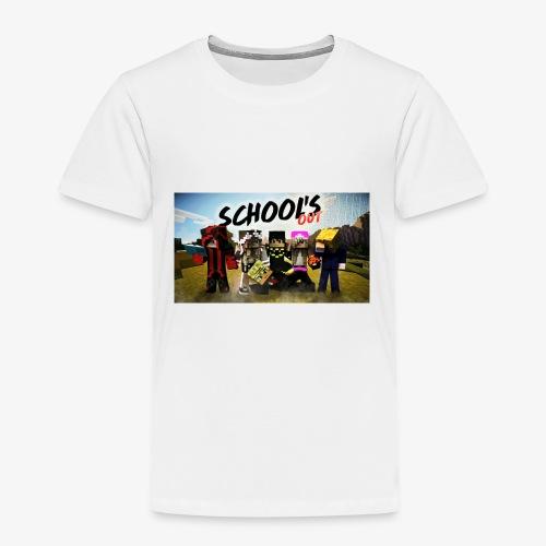 School's out - Kinderen Premium T-shirt