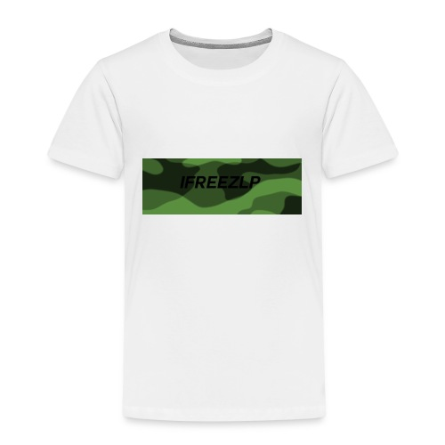 Camouflage IFREEZLP - Kinder Premium T-Shirt