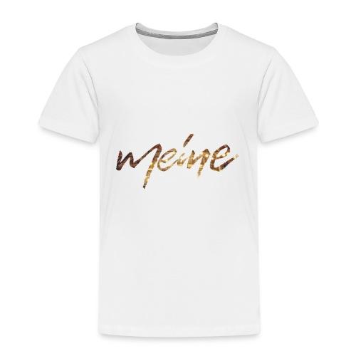 Meine Logo CD - Kinder Premium T-Shirt