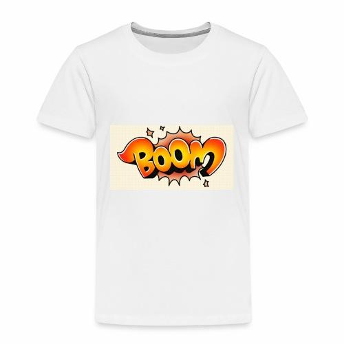 Boom - T-shirt Premium Enfant