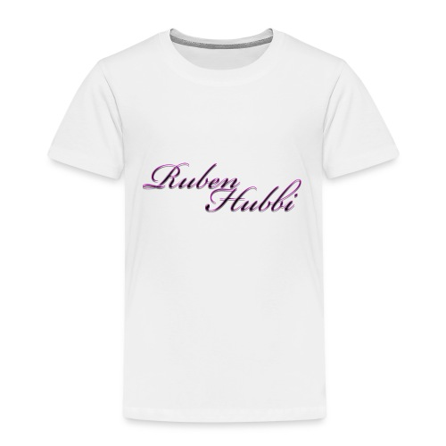 Ruben Hubbi - Premium T-skjorte for barn