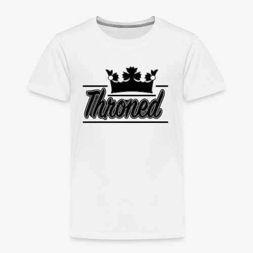 Throned Logo - Kids' Premium T-Shirt