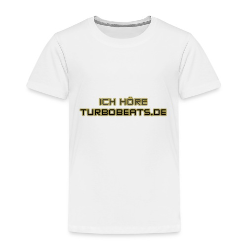 Ich höre TB - Kinder Premium T-Shirt