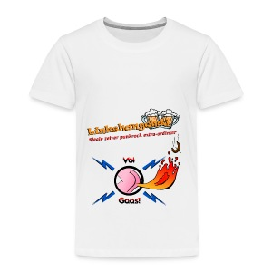 VolGaasTShirtKleur - Kinderen Premium T-shirt