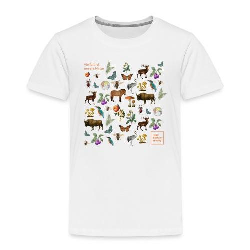 Sielmann - Kinder Premium T-Shirt