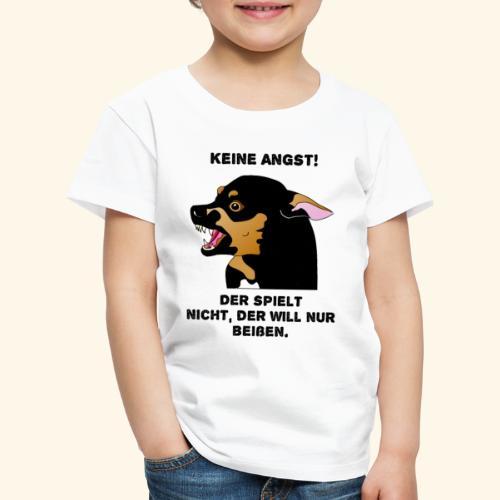 Keine Angst - Kinder Premium T-Shirt