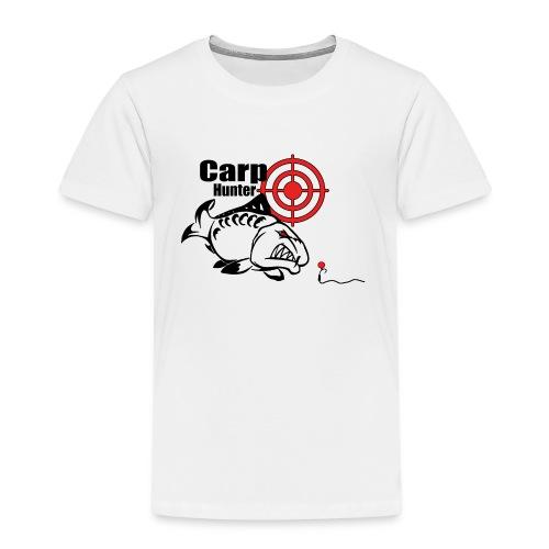 Carp hunter - Kinderen Premium T-shirt