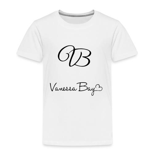 VanessaBayLogoXXXL 1 - Kinder Premium T-Shirt