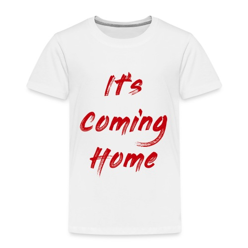 England It's Cominng Home Merch V1.0 - Kids' Premium T-Shirt