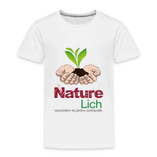 Nature'lich - T-shirt Premium Enfant