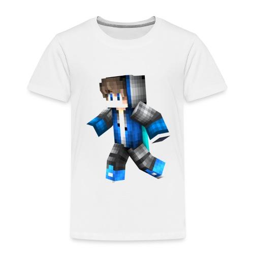 Immmer zur am Zocken - Kinder Premium T-Shirt
