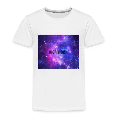 noah-vlogs hettegenser - Premium T-skjorte for barn