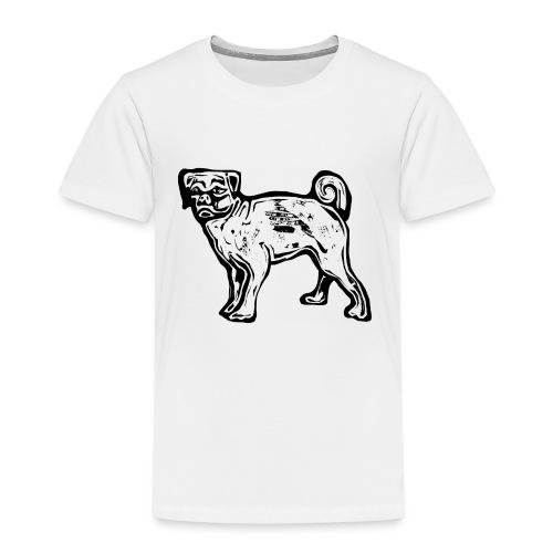 Pug Dog - Kids' Premium T-Shirt