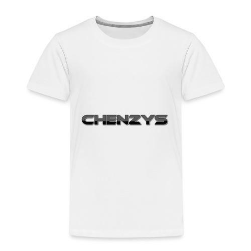 Chenzys print - Børne premium T-shirt