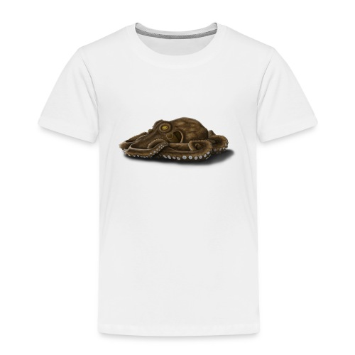 Oktopus - Kinder Premium T-Shirt