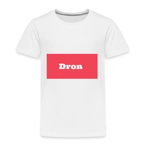 Dron - Premium-T-shirt barn