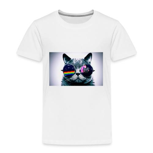CoolCat - Kids' Premium T-Shirt